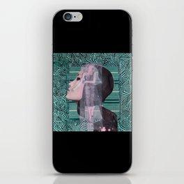 Lena iPhone Skin