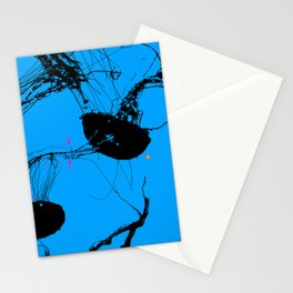 Jellyfish - Marine Animals Stationery Cards