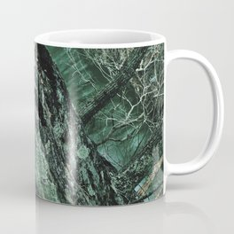 Forest Textures Coffee Mug