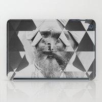 kaleidoscope iPad Cases featuring Kaleidoscope by Mrs Araneae