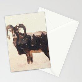 Veluwe: Corsican Sheep Stationery Cards