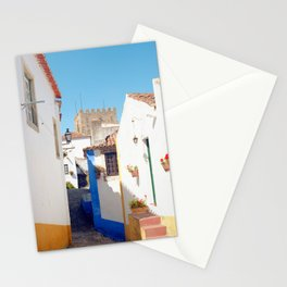 Portugal, Obidos (RR 184) Analog 6x6 odak Ektar 100 Stationery Cards