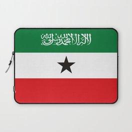 Somaliland republic flag somalia Laptop Sleeve