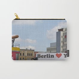 Berlin Love You Carry-All Pouch