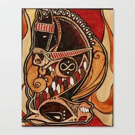Chariot II Canvas Print