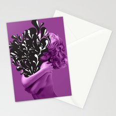 In love with Inspiration 3 Stationery Cards