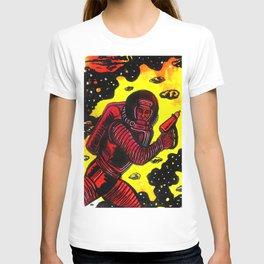Retro Rocketman T-shirt