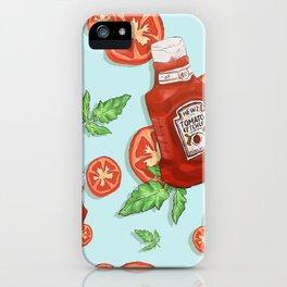 heinz iPhone Case