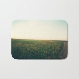 Country Roads (Rural South Dakota) Bath Mat