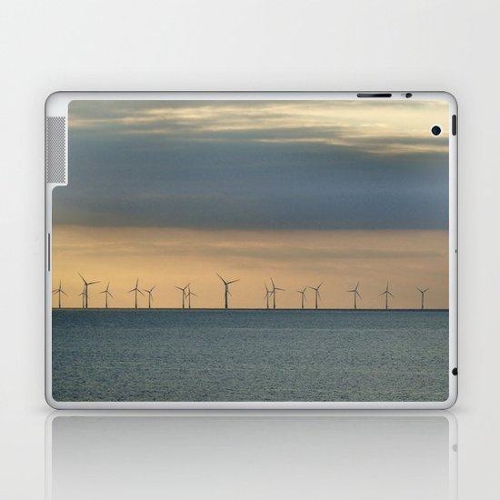 Off shore Laptop & iPad Skin