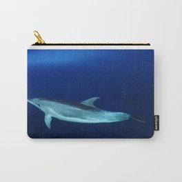 Dolphin and blues Carry-All Pouch