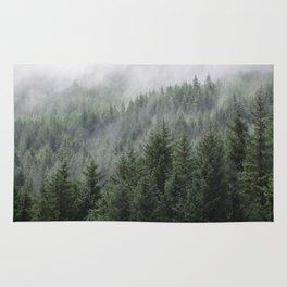 Fog Forest Rug