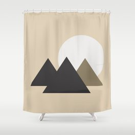 Giza Shower Curtain