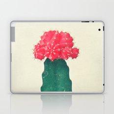 Red Plaid Cactus Laptop & iPad Skin