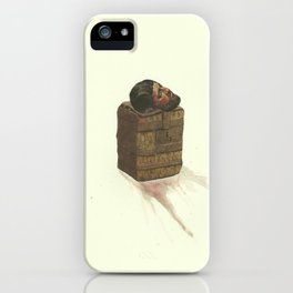 I shudder at the thought of your Poor empty hunter's pouch iPhone Case
