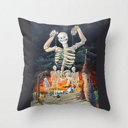 Eddy Throw Pillow