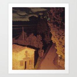 Pino 1 Art Print