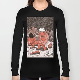 Death in Space Long Sleeve T-shirt