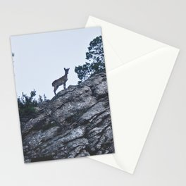 La cabra Stationery Cards