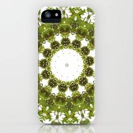 Tree Mandala 3 iPhone Case