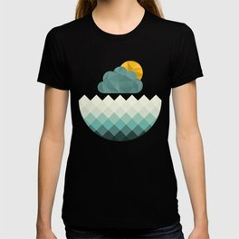 Sea Polygons T-shirt