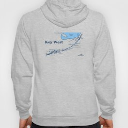 Key West - Florida. Hoody