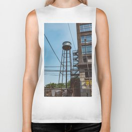 Greenpoint Graffiti Biker Tank