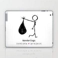 WANDERINGS by ISHISHA PROJECT Laptop & iPad Skin