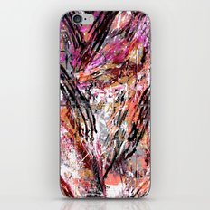 Bear // The Shouting Matches iPhone & iPod Skin