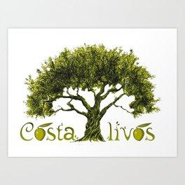 Costalivos Art Print