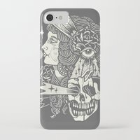 bubblegum iPhone & iPod Cases featuring Bubblegum by DaggersForTeeth