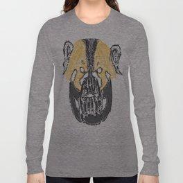 I Will Break You Panda Long Sleeve T-shirt