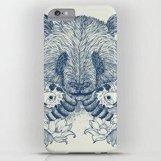 Panda Tattoo iPhone 6s Plus Slim Case