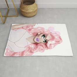 Trixie Mattel, RuPaul's Drag Race Queen Rug