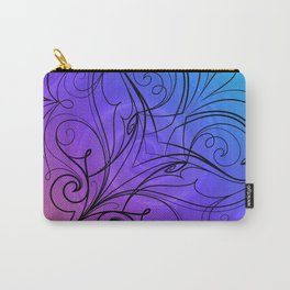 Thyroid Cancer Awareness Colors Carry-All Pouch