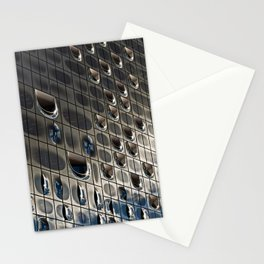 METALLIC SOUND Stationery Cards