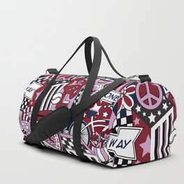 One Way Duffle Bag