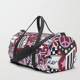 One Way Duffle Bag