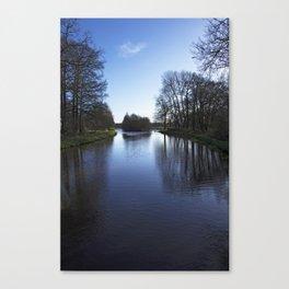 Almelo Canvas Print