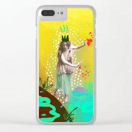 Temperance - Tarot Clear iPhone Case