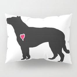 My Australian Cattle Dog Heart Belongs To You Pillow Sham