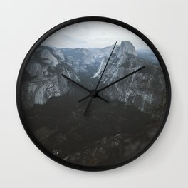 Yosemite Valley | California | John Hill Photography Wall Clock