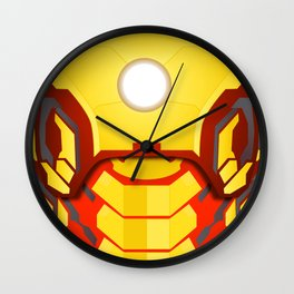 ARMOR Wall Clock