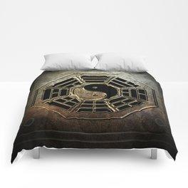 Yin Yang Bagua Comforters
