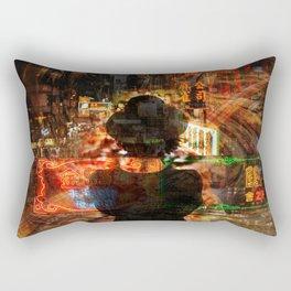helter skelter Rectangular Pillow