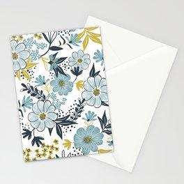 Harper - Dusk Blue Stationery Cards