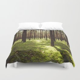 FOREST - Landscape and Nature Photography Duvet Cover