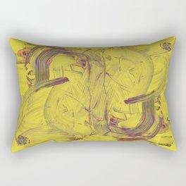 Sun Race Rectangular Pillow