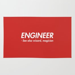 Engineer ! Rug