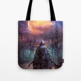 Eileen the Crow Tote Bag